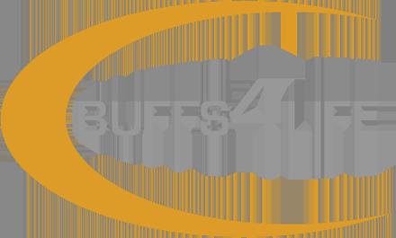 Buffs-4-Life Logo